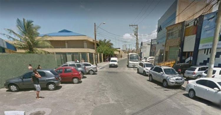Crime aconteceu na rua Clemente Mariani - Foto: Reprodução | Google Maps