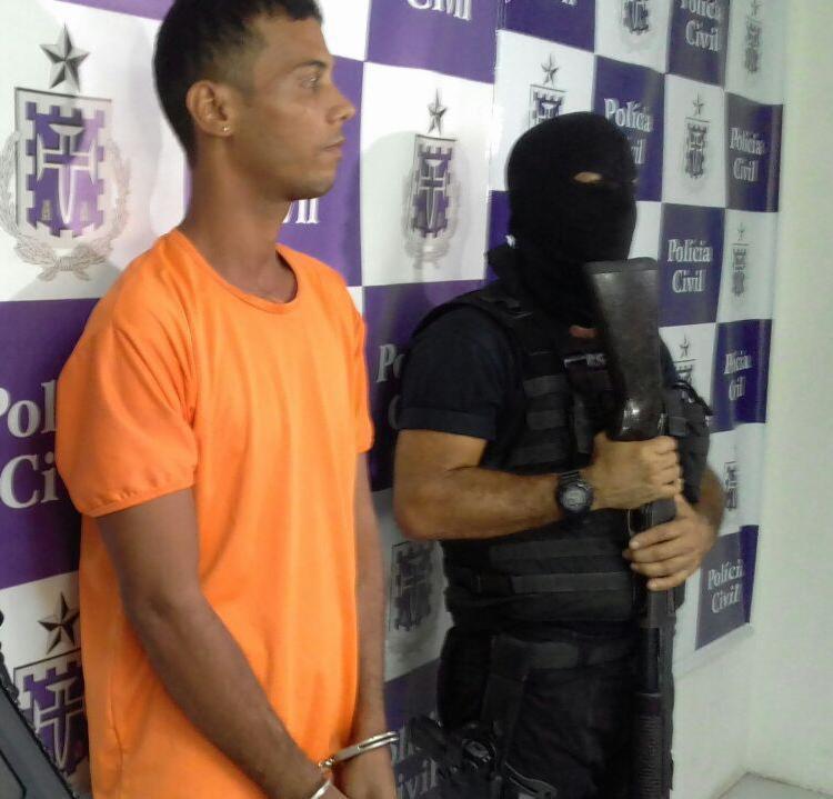 Dejailton Soares dos Santos foi apresentado à imprensa na tarde desta sexta, 2. - Foto: Joá Souza   Ag. A TARDE