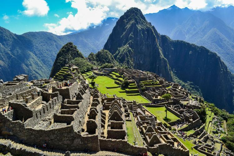 Machu Picchu recebe 2,5 mil visitantes por dia - Foto: Divulgação