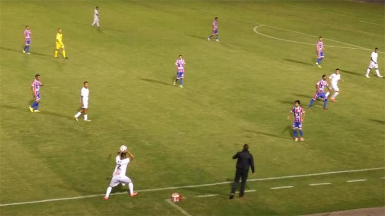 O Touro do Sertão ficou com a primeira colocação da chave A-8 - Foto: Cristiano Alves l Fluminense de Feira
