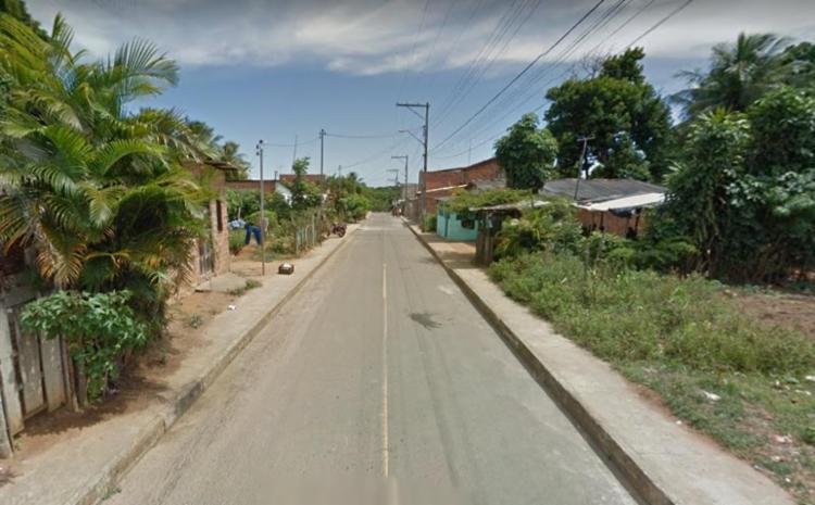 O crime aconteceu em uma localidade conhecida como Jambeiro - Foto: Reprodução | Google Maps