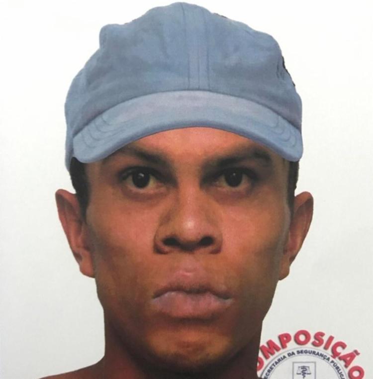 O homem é procurado pela polícia - Foto: Reprodução | Polícia Civil
