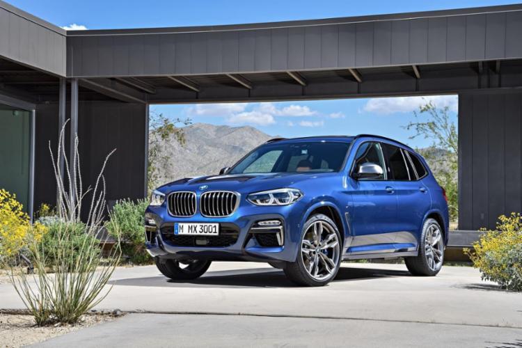 BMW X3 é equipado com direção semi autônoma - Foto: BMW | Divulgação