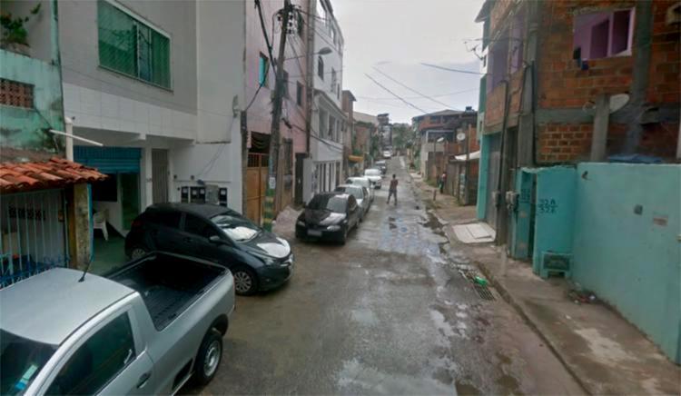 Crime aconteceu na 3ª Travessa Nova Paraíso - Foto: Reprodução | Google Maps