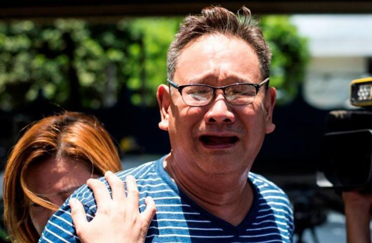O ataque fez com que centenas de pessoas fugissem do complexo Resorts World Manila - Foto: Noel Celis | AFP