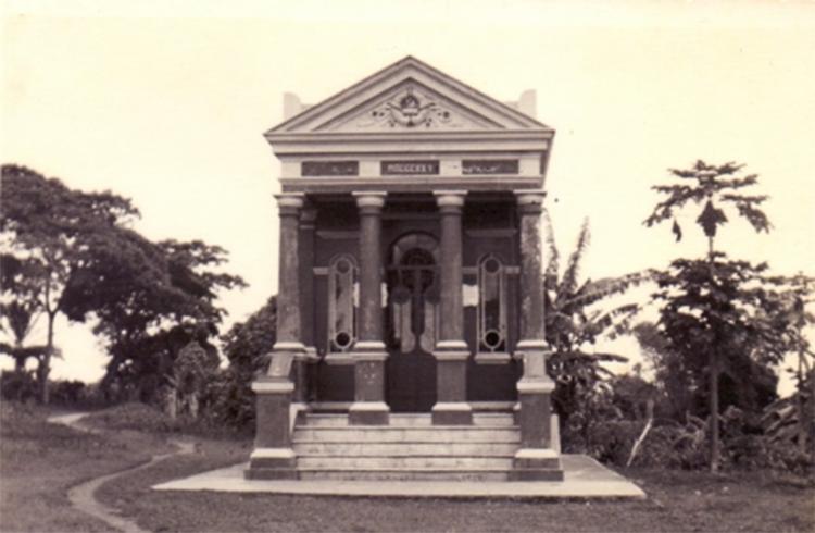 O Panteão de Pirajá abriga os restos mortais do General Labatut, herói da Independência - Foto: Divulgação