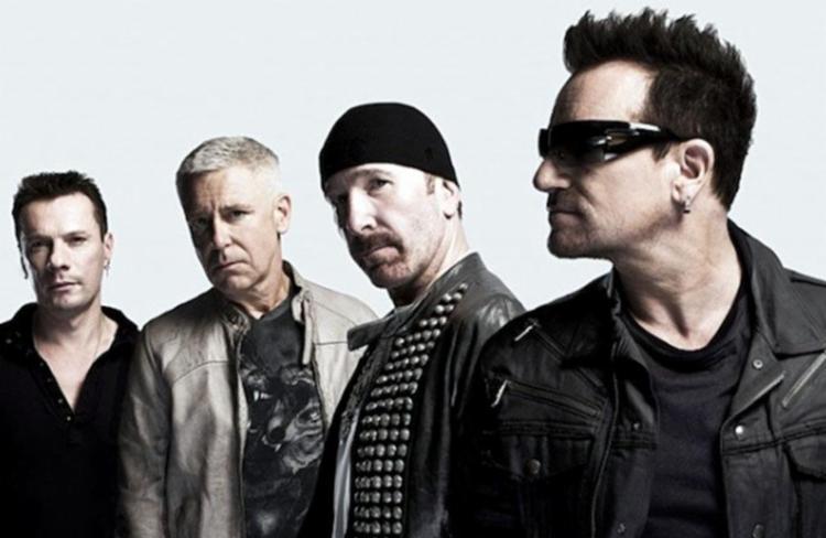 Membros da banda U2 - Foto: Divulgação