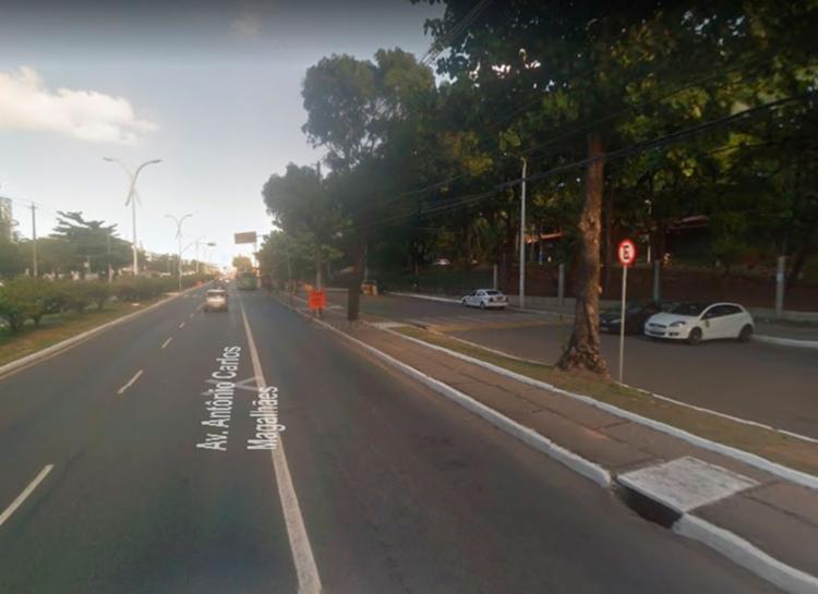 Local será bloqueado a partir das 23h - Foto: Reprodução | Google Maps
