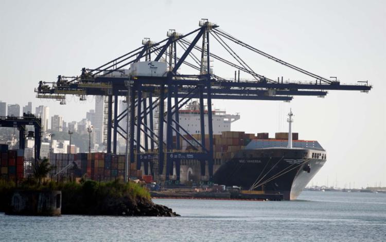 Codeba administra os portos de Salvador, Aratu e Ilhéus - Foto: Joá Souza | Ag. A TARDE | 26.10.2016