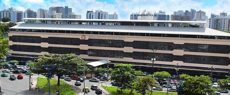 Em clima de São João, os clientes terão animação durante todo o horário de funcionamento do shopping - Foto: Reprodução   Google Maps