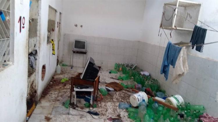 Maioria das vítimas morreu carbonizada; há relatos, também, de esquartejamento - Foto: Divulgação l Polícia Civil-PB