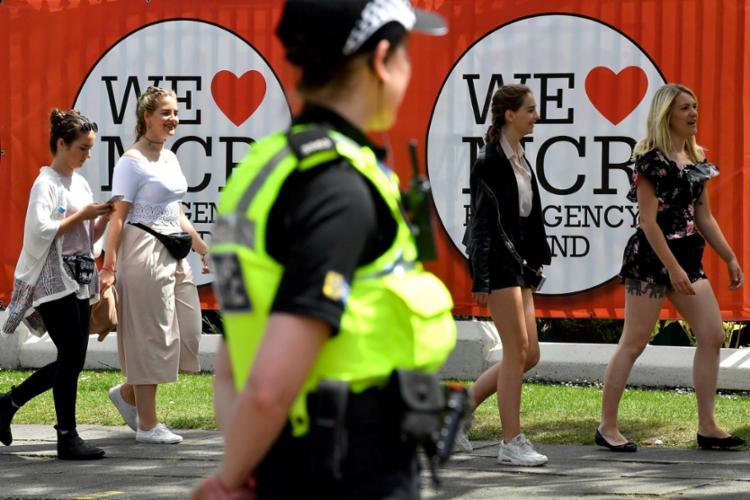 Apesar dos atentados na noite deste sábado em Londres, os organizadores do evento confirmaram o show - Foto: AFP