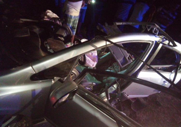 Vereador e amigo morrem em acidente na BR-242 - Foto: Reprodução | Blog do Sigi Vilares
