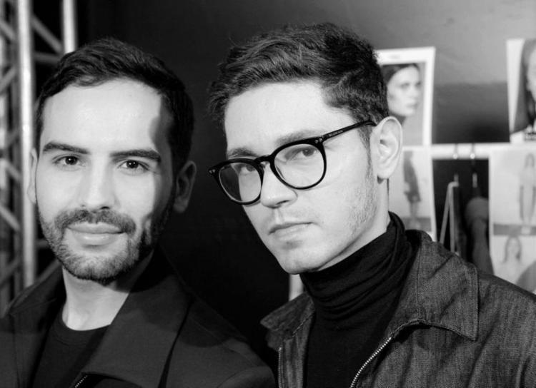 André Boffano e Sam Santos criaram a Modem em 2015 - Foto: Cássia Tabatini / Divulgação