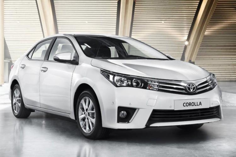 Modelos fabricados entre 2016 e 2017 apresentam defeito no cinto de segurança - Foto: Toyota / Divulgação