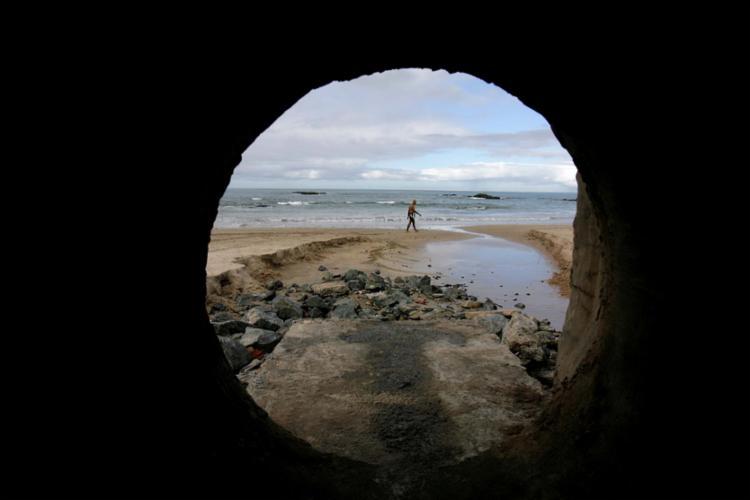 Esgoto ameaça qualidade das praias da capital baiana - Foto: Raul Spinassé | Ag. A TARDE