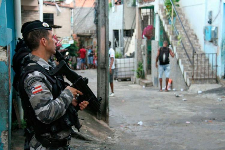 Ação deve continuar nos finais de semana - Foto: Alberto Maraux | Divulgação SSP