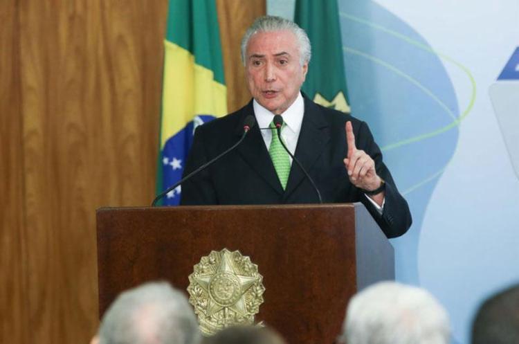 Ministros avaliam a cassação de Temer e Dilma - Foto: Antônio Cruz   Agência Brasil