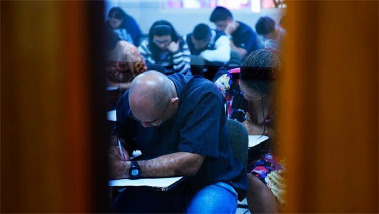 Estudantes interessados podem consultar e se inscrever nas bolsas oferecidas no site do programa - Foto: Mariana Leal | Divulgação | MEC