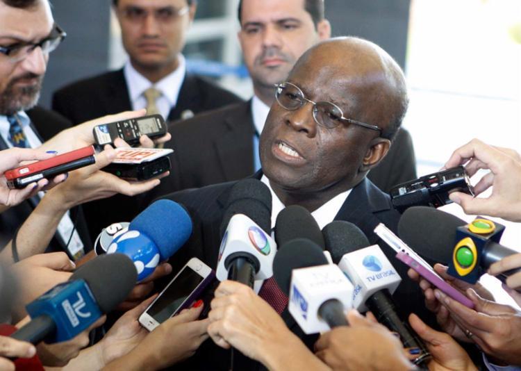 Joaquim Barbosa é ex-ministro do Supremo Tribunal Federal - Foto: Nelson Jr. | SCO | STF | 01.07.2014
