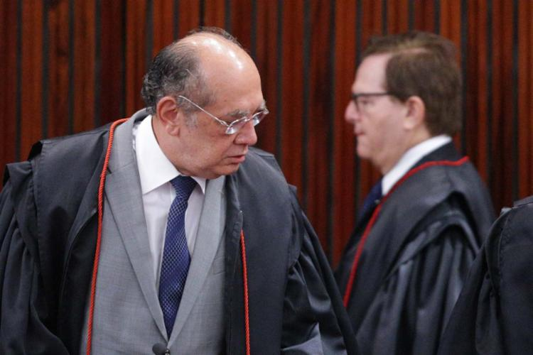 Ministros trocaram farpas durante boa parte da sessão de ontem no tribunal - Foto: Daniel Teixeira | Estadão Conteúdo