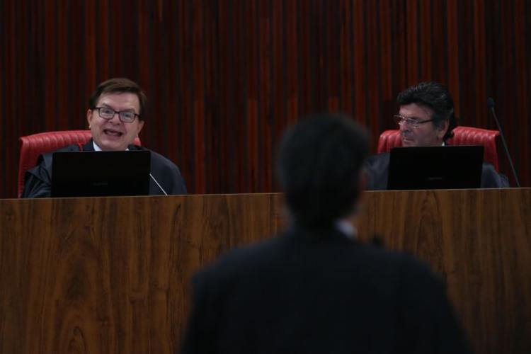 O relator, ministro Herman Benjamin, deve finalizar a leitura de seu parecer sobre a ação - Foto: Agência Brasil