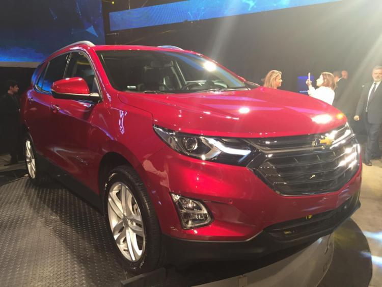 Chevrolet Equinox é apresentado na Argentina - Foto: Marco Antonio Jr | A TARDE SP