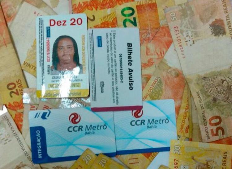 Grupo fraudava cartões de transporte público de Salvador - Foto: Divulgação   SSP