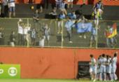 Confira as imagens do jogo entre Vitória x Grêmio pelo Brasileirão | Foto:
