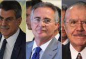 PF diz que Sarney, Jucá e Renan não obstruíram a Lava Jato | Foto: