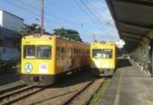 PM fica ferido ao reagir a assalto dentro de trem no subúrbio | Foto: