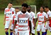 Bahia conta com retorno de Renê Jr. para duelo contra o Santos | Foto: