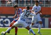 Bahia perde para o Santos e interrompe série invicta no Brasileirão | Foto: