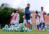 Bahia volta ao batente de olho no duelo contra o Sport | Foto: