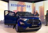 Ford lança EcoSport 2018 com nova motorização, itens e preços competitivos | Foto: