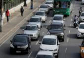 Motoristas da Uber fazem carreata e buzinaço em Salvador | Foto: