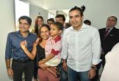 Prefeitura entrega 440 casas no bairro de Cajazeiras V | Foto: