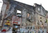 Ipac nega ter autorizado demolição de casarão no Barbalho | Foto: