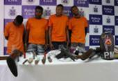 Operação prende quatro por envolvimento com tráfico de drogas | Foto: