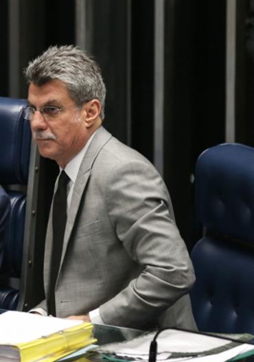 Romero Jucá (PMDB-RR), líder do governo no Senado - Foto: Fabio Rodrigues Pozzebom/Agência Brasil | Fotos Públicas