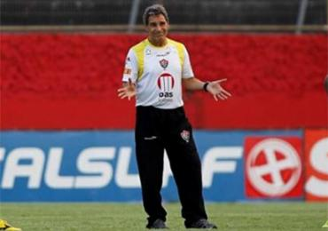 Diretor de futebol negou a contratação do treinador - Foto: Eduardo Martins | Ag. A TARDE l 23.10.2012