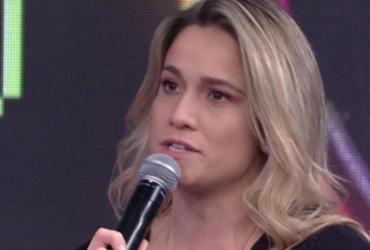 Fernanda Gentil diz ter tido coragem de se encantar por uma mulher