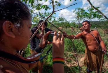 Saladearte apresenta produção indígena durante festival em Salvador