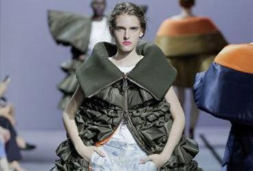 Moda e imaginação: a nova coleção de Viktor & Rolf