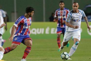 Bahia cede empate em casa e segue próximo da Z-4