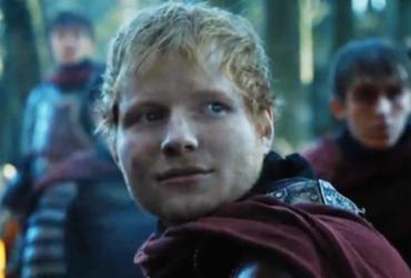 Fãs ficam surpresos com participação de Ed Sheeran em 'Game of Thrones'