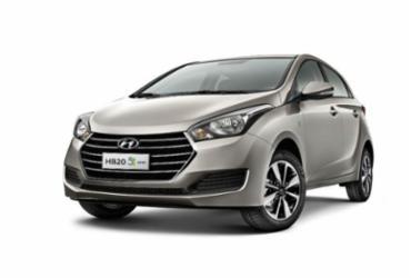 Hyundai HB20 celebra 5 anos com série especial