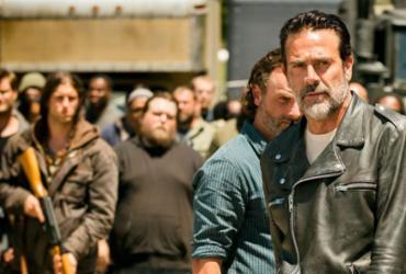 Oitava temporada de 'The Walking Dead' ganha data de estreia