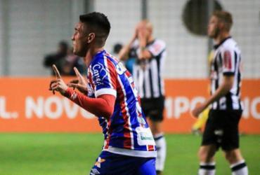 Com golaço de Juninho, Bahia bate Atlético-MG e põe fim a jejum