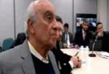 Lobista confessa propina de R$ 11,5 mi a Renan, Jader e Aníbal